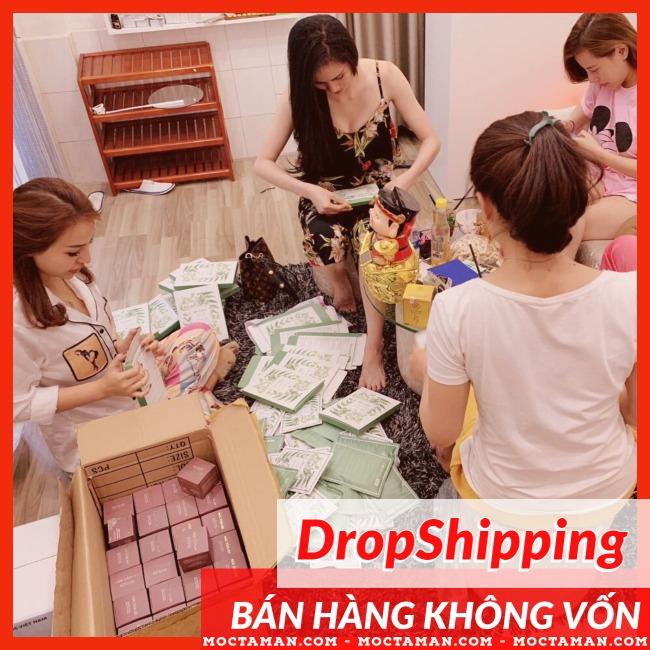 DropShipping Mỹ Phẩm – Tuyển CTV Bán Hàng Online Không Vốn